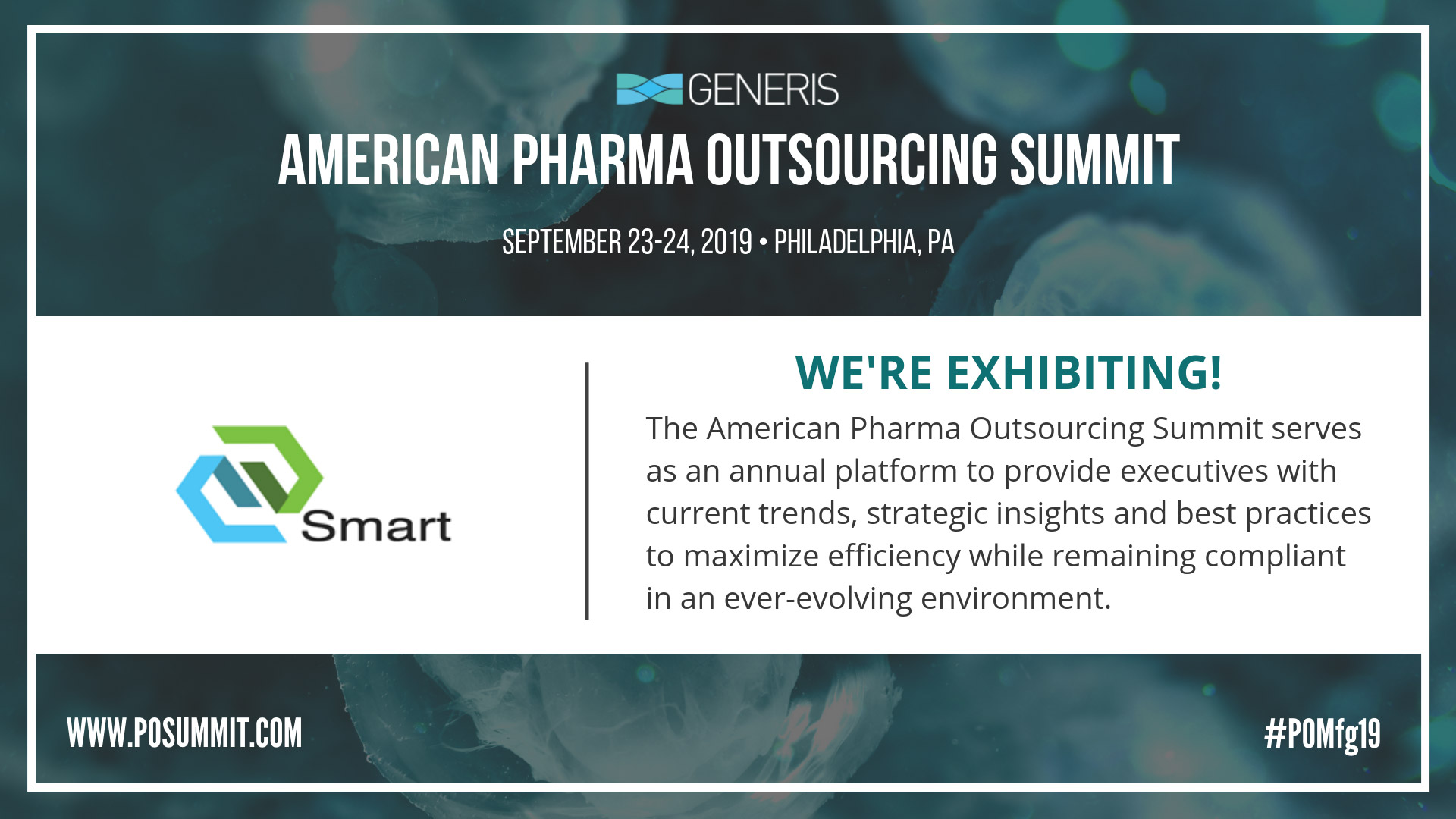 2019 American Pharma Outsourcing Summit
